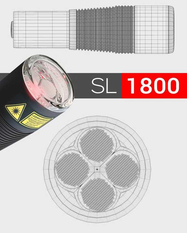 Safe Laser 1800 Infra
