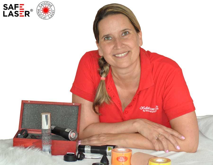 Bell Barbara Safe Laser szakértő