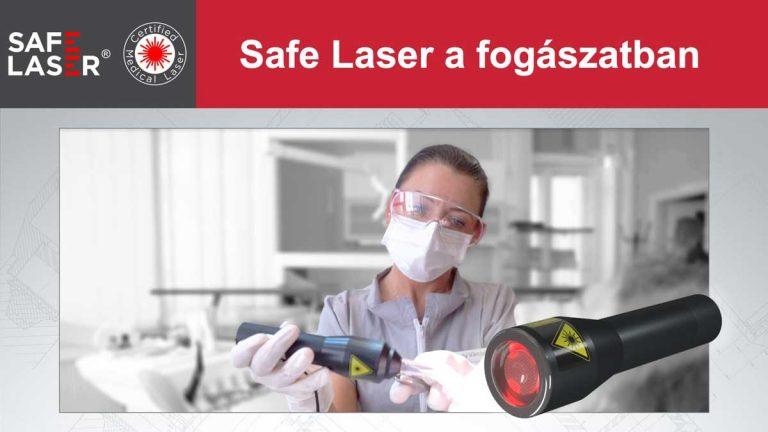 Safe Laser a fogászatban - GMC