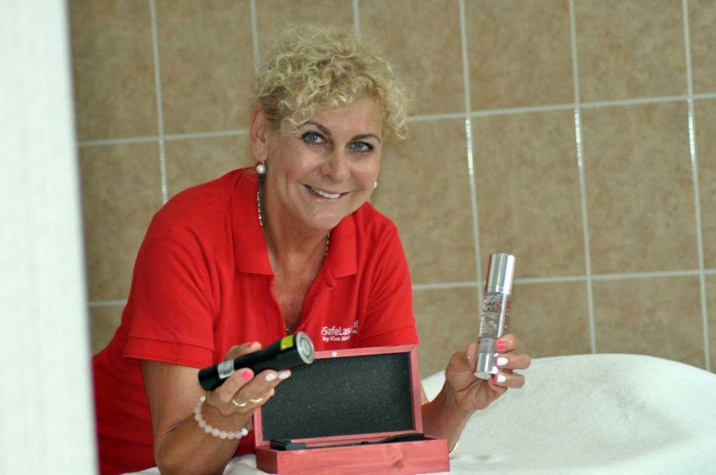 Nagy Carmen, Holisztikus Kozmetikus Mester, Safe Laser Szakértő, Természetgyógyász